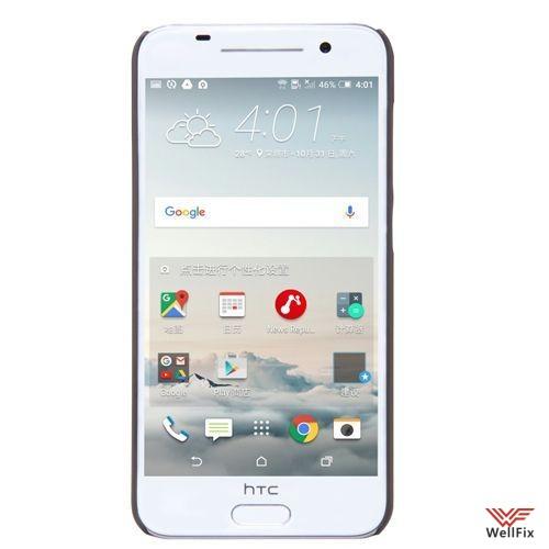 Чехол HTC One A9 черный (Nillkin, пластик) - 2