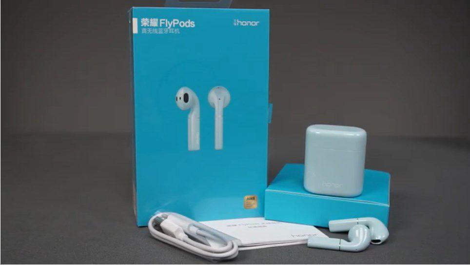 Фото Беспроводные наушники Huawei Honor FlyPods 3