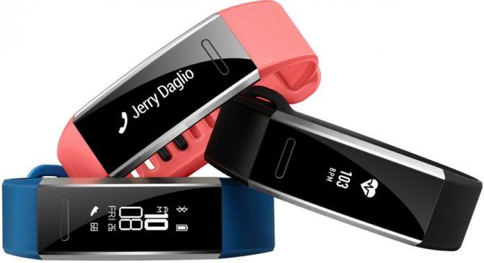 Фитнес-браслет Huawei Sports Band чёрный выбор