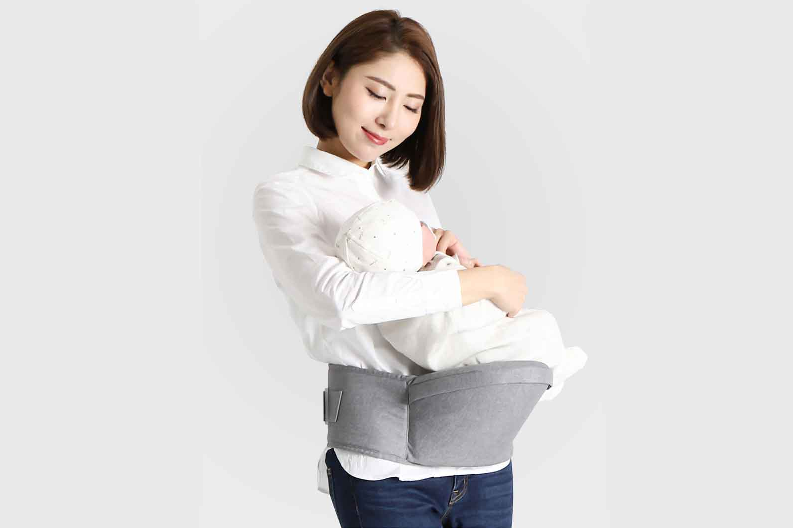 Изображение Xiaomi Xiaoyang Portable Baby Carriers Hip Seat - 2