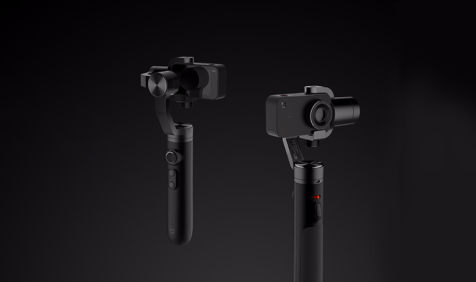 Стабилизатор Xiaomi Mi Action Camera Handheld Gimbal внешний вид