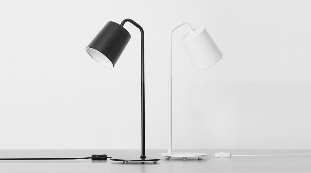 Настольная лампа Xiaomi Yeelight Minimalist E27 цвета
