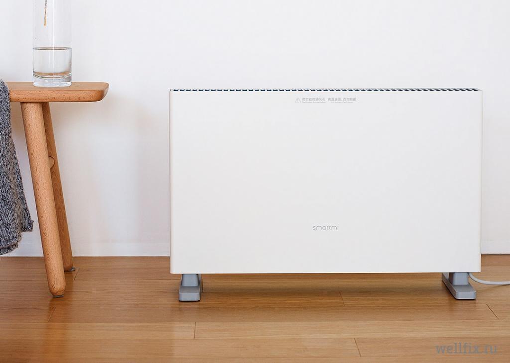 Обогреватель воздуха Xiaomi Smartmi Chi Meters Heater вид