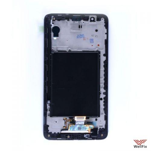 Дисплей LG Stylus 2 K520 с тачскрином - 1