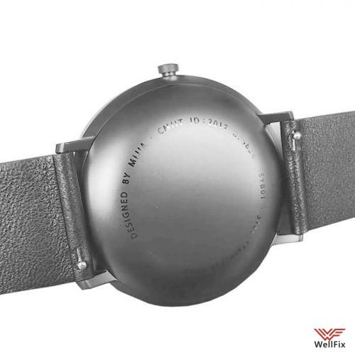 9516d0ff ... Изображение 1 Умные часы Xiaomi Mi Mijia Quartz Watch SYB01 черные ...