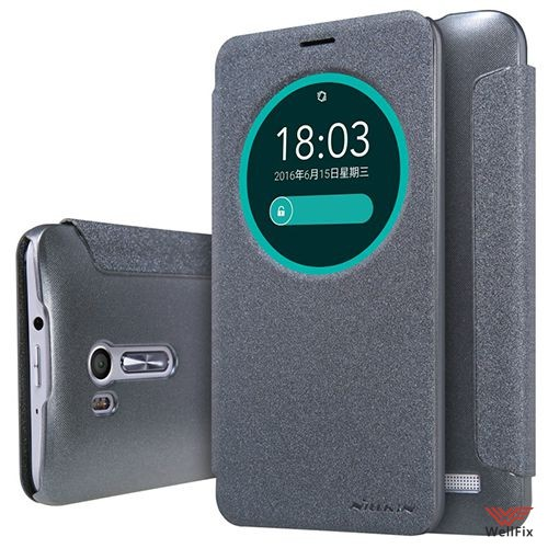 Чехол для Asus ZenFone Go TV G550KL/ZB551KL skinBOX 4People Shield case черный