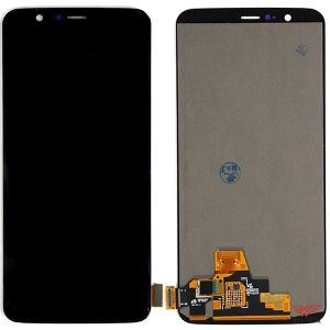 Изображение Дисплей для OnePlus 5T в сборе черный