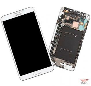 Дисплей Samsung Galaxy Note 3 SM-N9005 с тачскрином белый