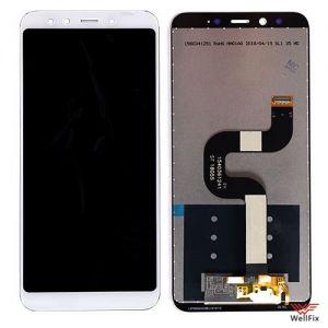 Изображение Дисплей для Xiaomi Redmi 6X в сборе белый