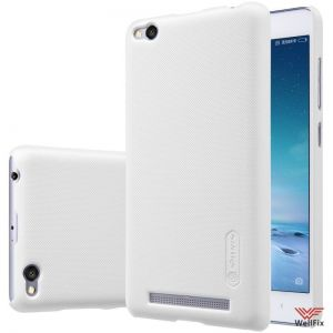 Чехол Xiaomi Redmi 3 белый (Nillkin, пластик)