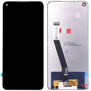 Изображение Дисплей для Xiaomi Redmi Note 9 в сборе черный