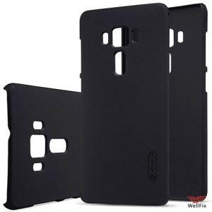 Изображение Пластиковый чехол для Asus Zenfone 3 Deluxe ZS570KL черный (Nillkin)