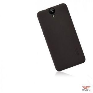 Изображение Пластиковый чехол для HTC One E9+ черный (Nillkin)