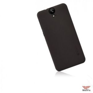 Чехол HTC One E9+ черный (Nillkin, пластик)