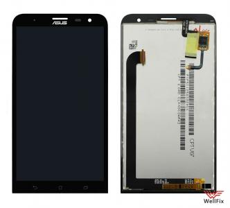 Дисплей Asus Zenfone 2 Laser ZE600KL с тачскрином