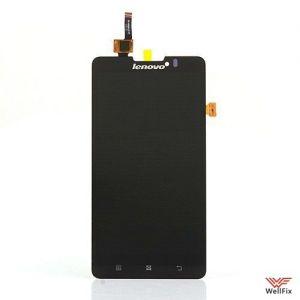 Дисплей Lenovo P780 с тачскрином