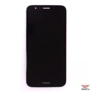 Изображение Дисплей Huawei G7 Plus в сборе черный