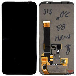 Изображение Дисплей Meizu 16 Plus в сборе черный