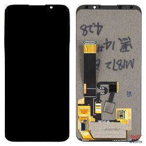 Изображение Дисплей Meizu 16X в сборе черный
