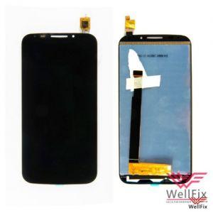 Дисплей Alcatel Pop S7 7045 с тачскрином черный