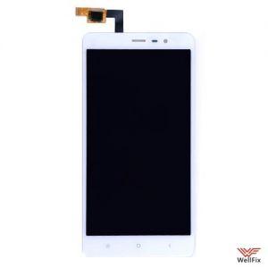 Изображение Дисплей Xiaomi Redmi Note 3 в сборе белый