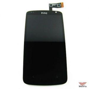 Дисплей HTC Desire 500 dual sim с тачскрином