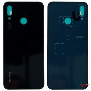 Изображение Задняя крышка для Huawei P20 Lite черная
