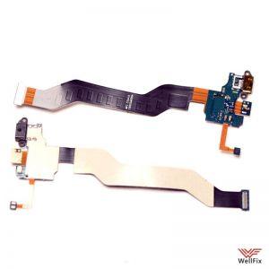 Шлейф Xiaomi Mi Note на разъем зарядки / микрофон