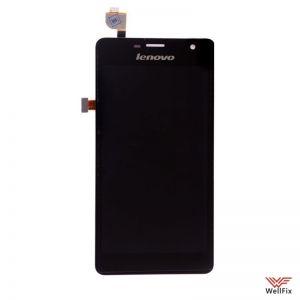 Дисплей Lenovo IdeaPhone K860 с тачскрином