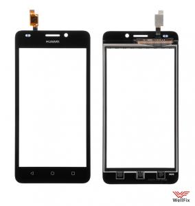 Тачскрин Huawei Ascend Y635 черный