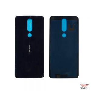 Изображение Задняя крышка Nokia 5.1 Plus синяя