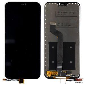 Изображение Дисплей для Xiaomi Mi A2 Lite в сборе черный