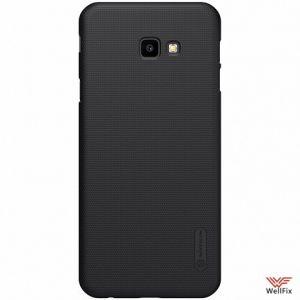 Изображение Пластиковый чехол для Samsung Galaxy M30 SM-M305F черный (Nillkin)
