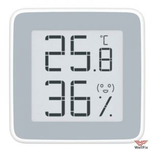 Изображение Датчик температуры и влажности Xiaomi Digital Thermometer Hygrometer