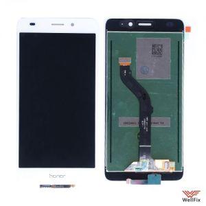 Дисплей Huawei Honor 7 Lite с тачскрином белый