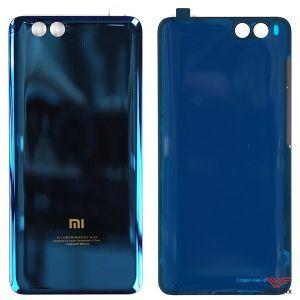 Изображение Задняя крышка Xiaomi Mi Note 3 синяя
