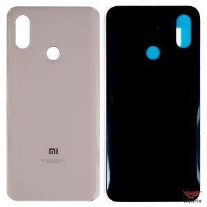 Изображение Задняя крышка Xiaomi Mi8 золотая