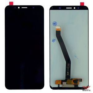 Изображение Дисплей Huawei Y6 (2018) в сборе черный