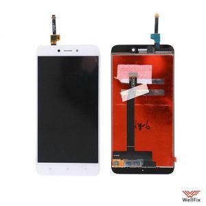 Дисплей Xiaomi Redmi 4X с тачскрином белый