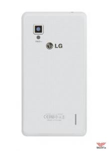Крышка аккумулятора LG Optimus G E975 белая