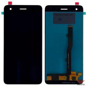 Изображение Дисплей для ZTE Blade A6 Max в сборе черный