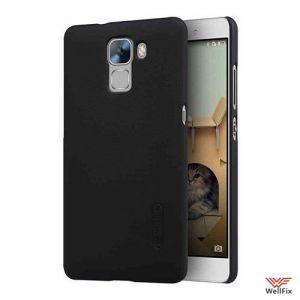 Чехол Huawei Honor 7 черный (Nillkin, пластик)