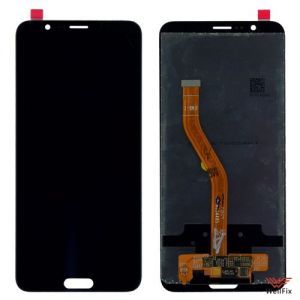 Изображение Дисплей для Huawei Honor View 10 в сборе черный