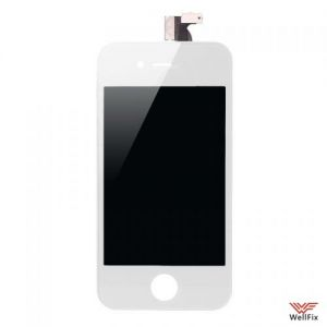 Дисплей Apple iPhone 4 с тачскрином белый