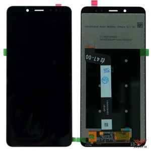 Изображение Дисплей Xiaomi Redmi Note 5 в сборе черный
