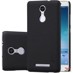 Изображение Пластиковый чехол для Xiaomi Redmi Pro черный (Nillkin)