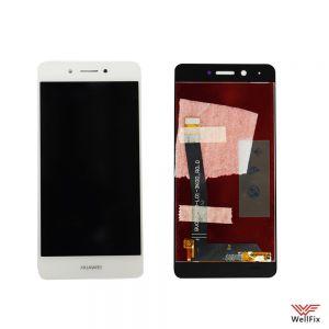 Изображение Дисплей для Huawei Honor 6C в сборе белый