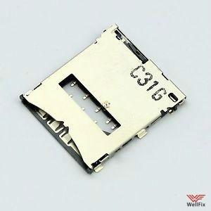 Считыватель SIM-карты Sony Xperia Z LT36i (C6603)