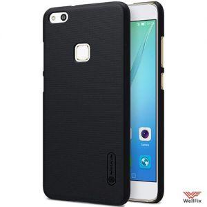Изображение Пластиковый чехол для Huawei P10 Lite черный (Nillkin)