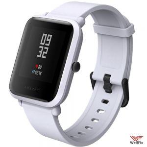 Изображение Умные часы Xiaomi Amazfit Bip белые